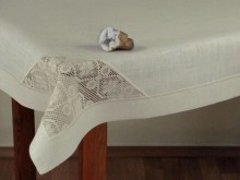 Linen tablecloth Des.A 264 E5